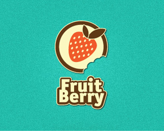 4c52abdebc0e1cc46e743ffda3af8d7e1 40 Flourishing Fruit and Vegetable Logo Designs