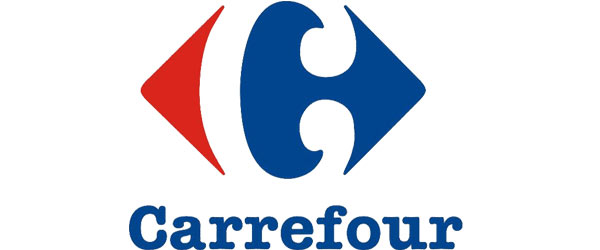 8 carrefour1 30 Clever Logos With Hidden Messages