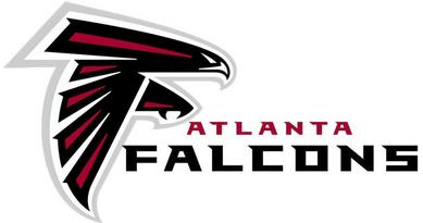 atlanta falcons logo1 30 Clever Logos With Hidden Messages