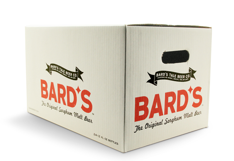 bards case1 10 Remarkable Packaging Designs from the World of Beer