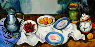 cezanne11 hp1 Top 50 Google Doodles from 2011