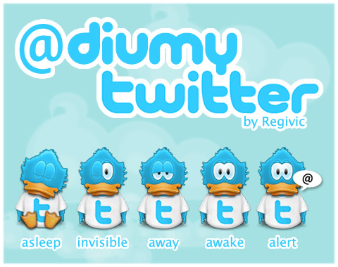 e3cd5b3e5bf11c10d13cedfbef227a901 45+ Delicious Free Twitter Icons and Resources