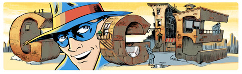 eisner11 hp1 Top 50 Google Doodles from 2011