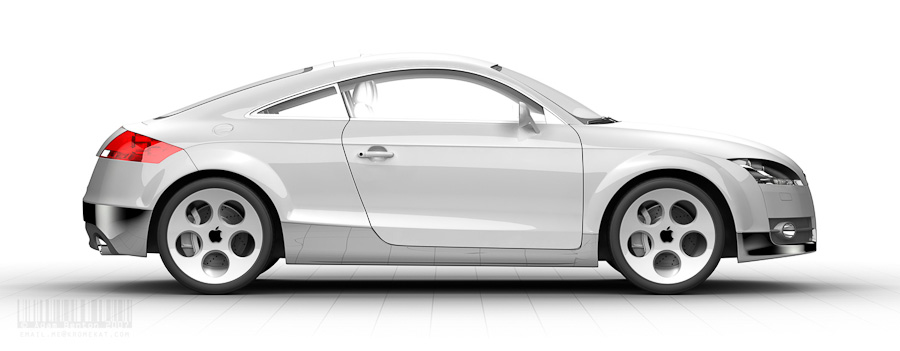 icar profile right1 5 Apple Concepts We Wish Were Real