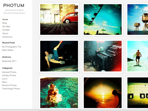 inspiration feed definitive guide to free wordpress themes for photography 11  Your Definitive Guide To Free WordPress Themes For Photography
