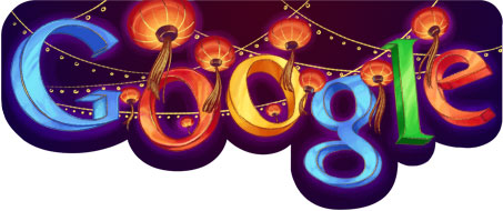 lantern11 hp1 Top 50 Google Doodles from 2011