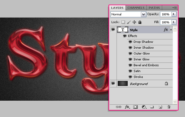 layerstylestipsandtricks 03 1 Useful Photoshop Layer Styles Tips and Tricks