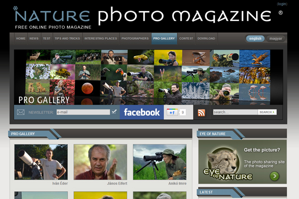 nature photo magazine 10 Places to Find Amazing Nature Photography