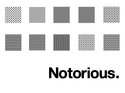 notoriouspatternsmoo1 20+ Cool Web Background Patterns