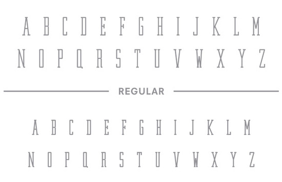 post 3 121 25 Well Crafted Free Minimal Fonts
