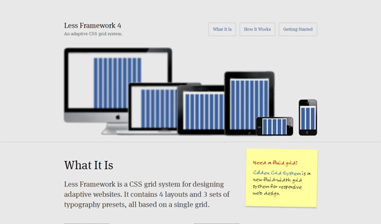 post 6 11 30 Time Saving CSS Grid Systems for Web Designers