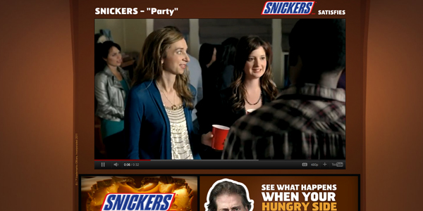 snickers 30 Professionally Designed Youtube Channels