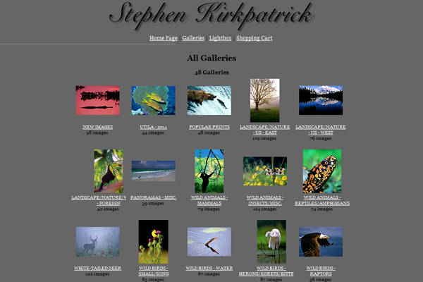 stephen kirkpatrick 10 Places to Find Amazing Nature Photography