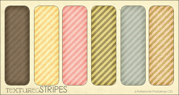 textured stripes  6 patterns 20+ Cool Web Background Patterns