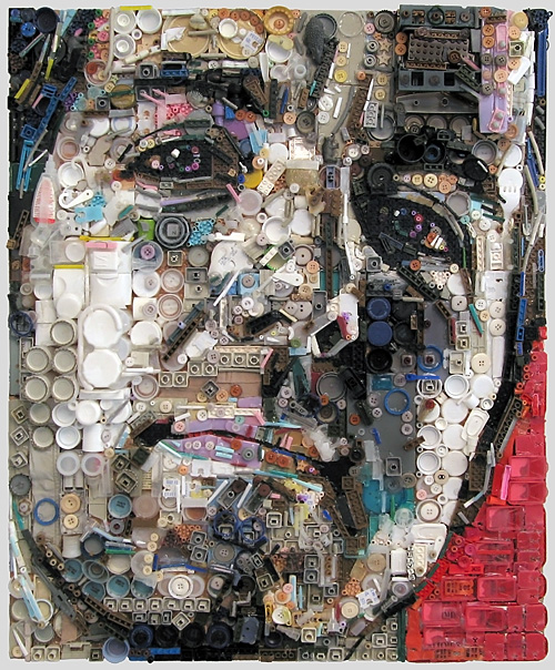 travis 0012 5001 Zac Freeman Transforms Junk into Artwork