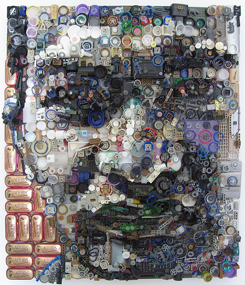 vince 0007 5001 Zac Freeman Transforms Junk into Artwork