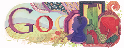 womensday11 hp1 Top 50 Google Doodles from 2011