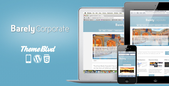 01   large preview11 40 Premium Responsive Portfolio WordPress Themes