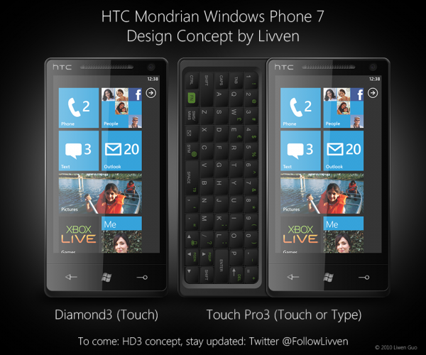 11 htc mondrian concept psd 600x5001 20+ Free Windows Phone 7 Mockup and Wireframing Resources