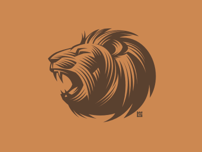 111 50 Fierce Examples Of Lion Logos