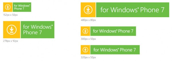 17 windows phone 7 download from marketplace buttons 600x2131 20+ Free Windows Phone 7 Mockup and Wireframing Resources