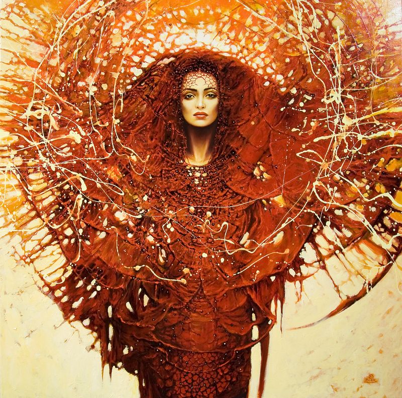 2008 000071 20 Elegant Examples of Traditional Art by Karol Bak