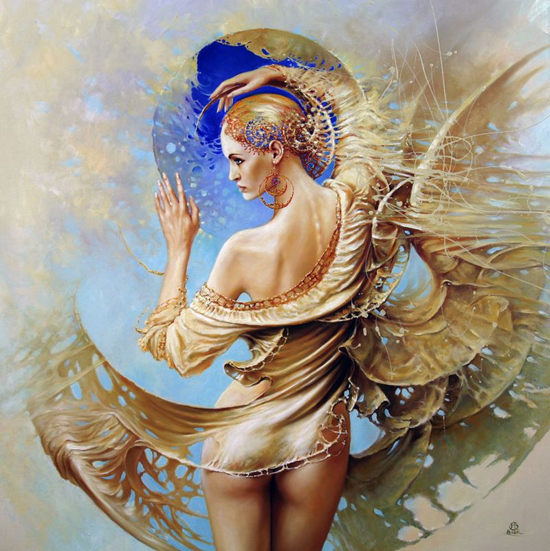 2008 000161 20 Elegant Examples of Traditional Art by Karol Bak