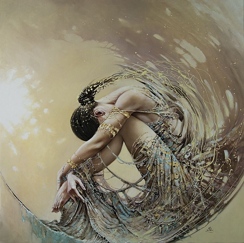 2008 000431 20 Elegant Examples of Traditional Art by Karol Bak