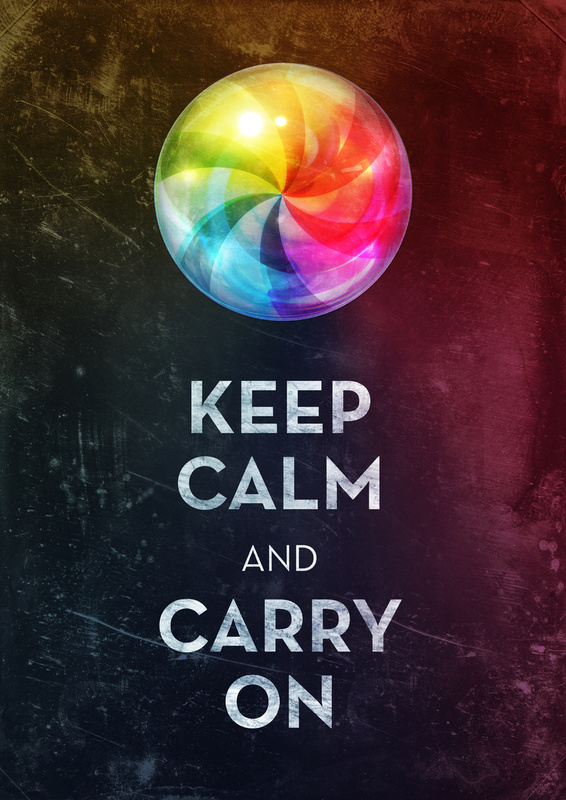 443023 10481272 ll1 25 Creative Keep Calm and Carry On Posters
