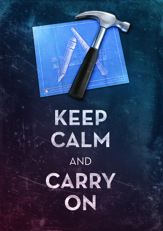 452900 1603867 ll1 25 Creative Keep Calm and Carry On Posters