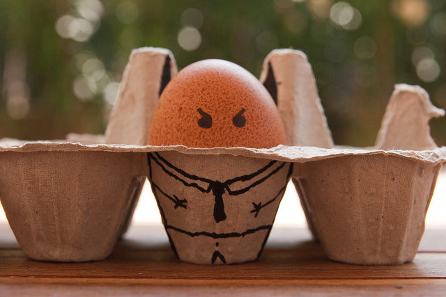 5905934893 78622bd900 z1 30 Examples of Funny and Creative Egg Photography