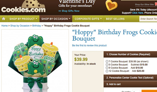 cookies A/B Testing Your E Commerce Site in 6 Easy Steps