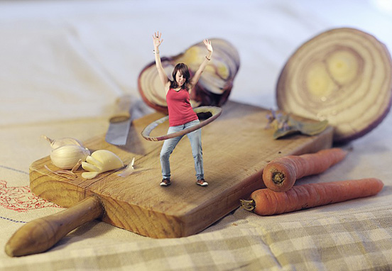 cooking afternoon l1 45 Visionary Examples of Creative Photography #8