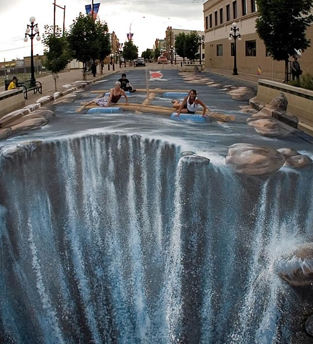 edgar mueller street art 2 11 30 Impressive 3D Sidewalk Chalk Artworks