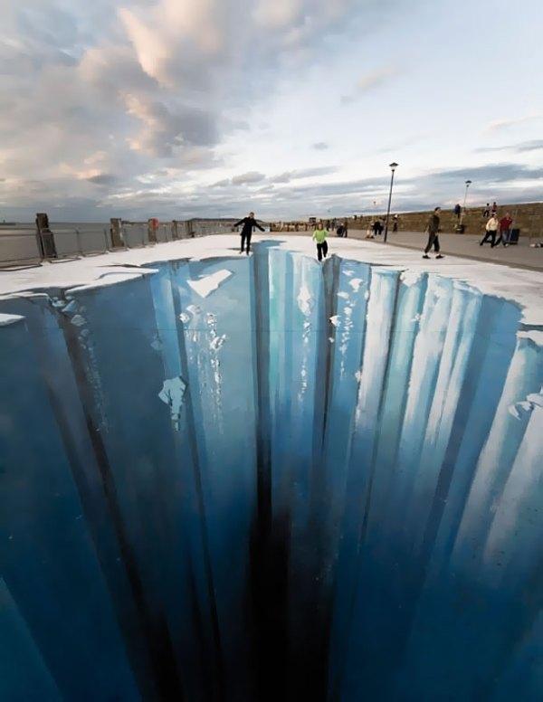 edgar mueller street art 81 30 Impressive 3D Sidewalk Chalk Artworks