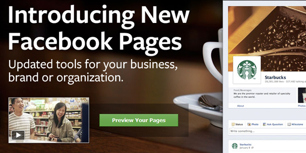 facebook pages New Facebook Timeline for Brands: Rookie to Pro Guide