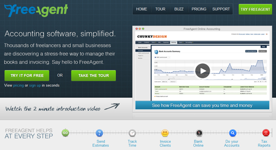 free agent 7 Awesome Cloud Based Invoicing Softwares Accessible from Google Apps