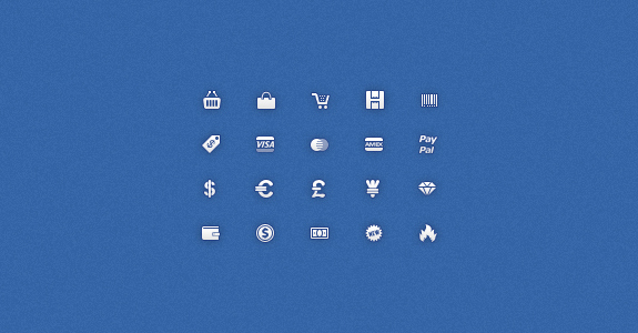 free symbols and mini web icons 081 20 Free Professional Icon Sets For Download