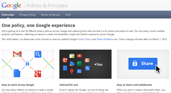 google private policy How Will You Build Trust On Your Website?