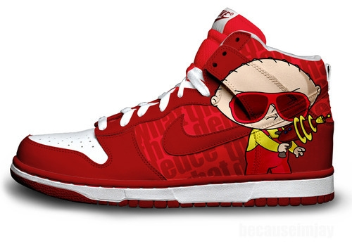 l 367276029006384 e75218836e1 60 Unique Nike Shoe Designs by Daniel Reese