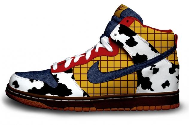 l 368726028416339 9b25d2850d b1 60 Unique Nike Shoe Designs by Daniel Reese