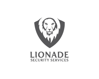 lionade1 50 Fierce Examples Of Lion Logos
