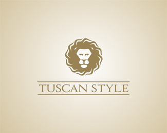 lionhead1 50 Fierce Examples Of Lion Logos
