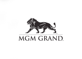 mgm grand1 50 Fierce Examples Of Lion Logos
