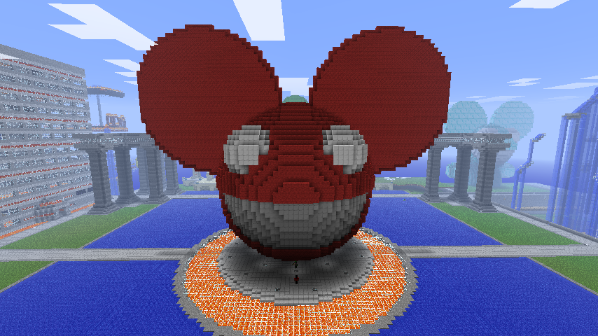 Minecraft up minecraft quidditch moment of impact deadmau5 color s