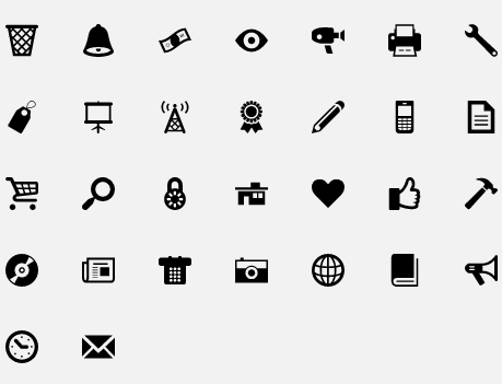 modern pictograms The Noun Project: Best Things in Life Really are Free