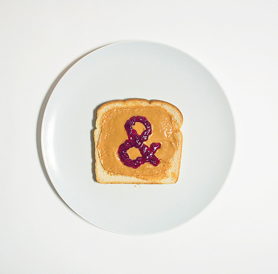peanut butter jelly l1 45 Visionary Examples of Creative Photography #8