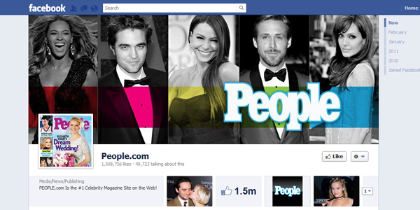 people New Facebook Timeline for Brands: Rookie to Pro Guide