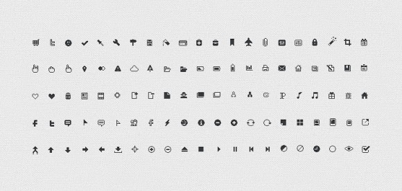 pixicus 01 580x2761 20 Free Professional Icon Sets For Download