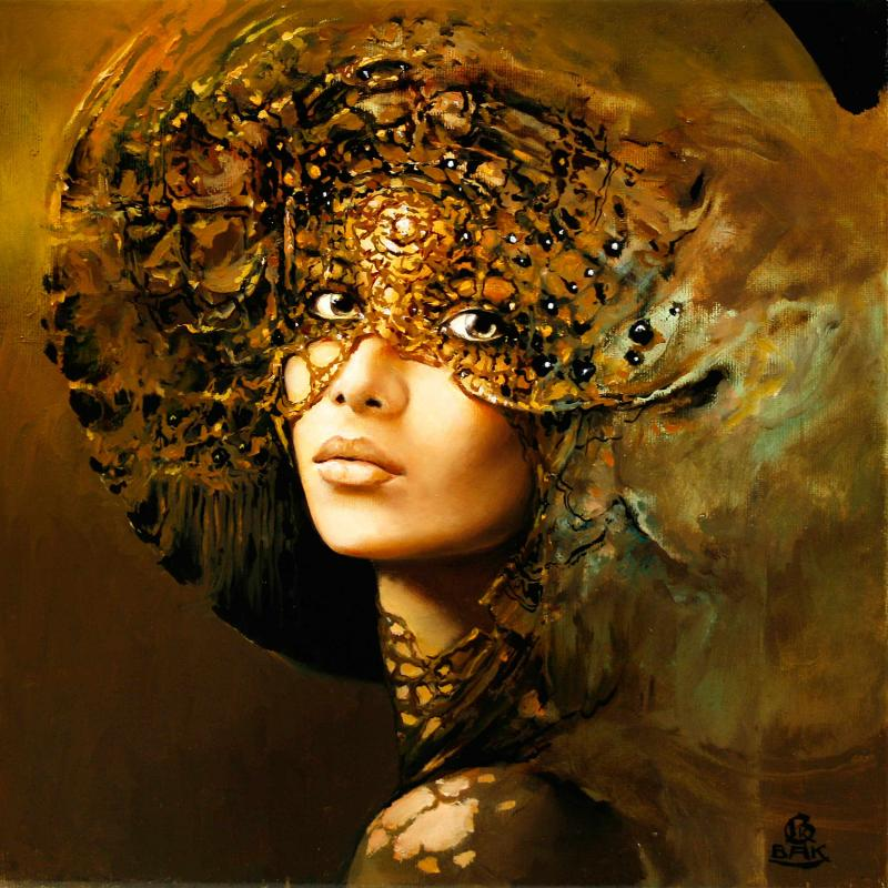 prima mobilia xxiii 30x30 cm 2010r internet4241 20 Elegant Examples of Traditional Art by Karol Bak